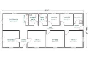 Floor Plans Designs 57 Office Floor Plans Modern Home Office Floor Plans For