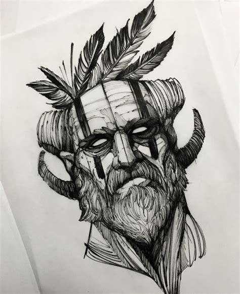 tattoo pencil drawings fredao oliveira desenho my work pinterest tattoo