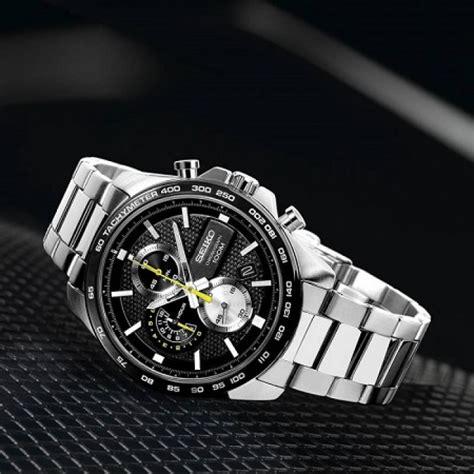 Seiko Crono Silver seiko s chronograph stainless steel band