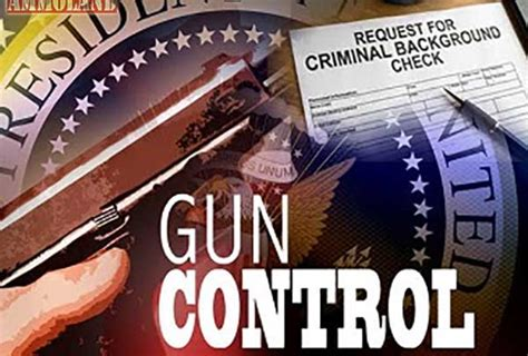 Firearm Background Check Current Firearms Background Check System Is A Real Mess