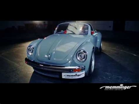 beetle memminger roadster  youtube