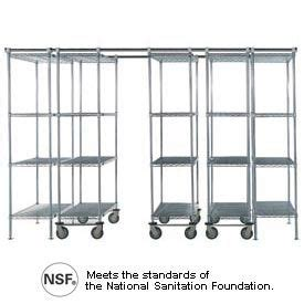 mobile trac wire shelving mobile track shelving nexel 174 space trac