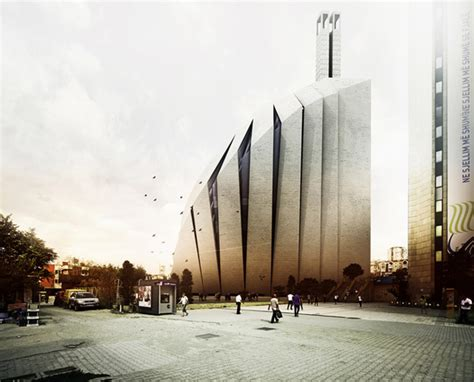 masjid architecture design prishtina central mosque tarh o amayesh evolo