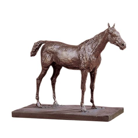 Horse Statues For Home Decor by Edgar Degas Horse Standing Sculpture The Met Store