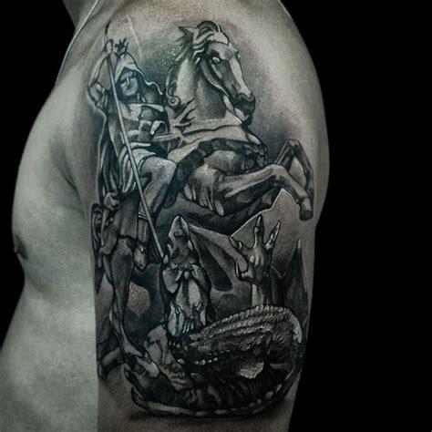 50 tatuagens de s 227 o jorge impressionantes