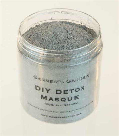 Detox Diy Mask by Diy Detox Mask Garners Garden