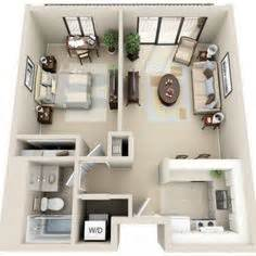 one bedroom apartment designs exle 1000 images about small house plans on pinterest one bedroom 2 bedroom house plans and