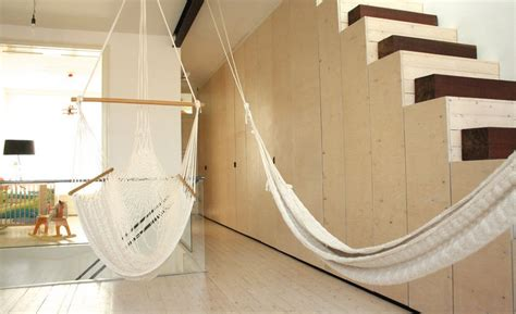 Diy Bedrooms it s swing time with indoor hammocks inspiring