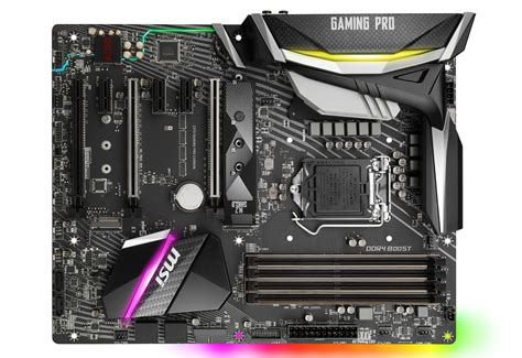 Msi Z370 Gaming M5 Intel Lga1151 Coffee Lake Mainboard Motherboard msi z370 gaming pro carbon atx lga1151 z370搭載 coffee lake対応マザーボード ツートップ