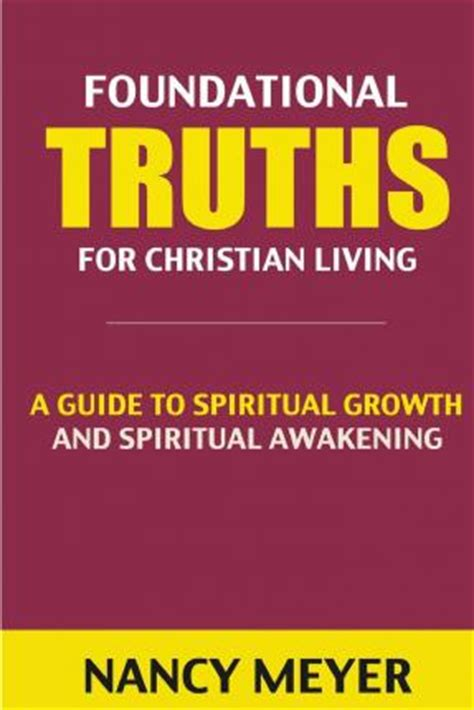 30 day devotional a journey to spiritual growth books foundational truths for christian living daily