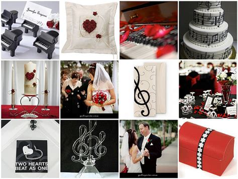 music themed musical wedding theme unique wedding ideas and