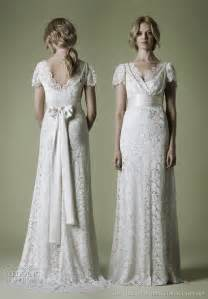 Vintage style lace wedding dress newhairstylesformen2014 com