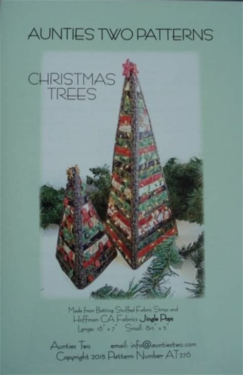 Superior Christmas Tree Repair Service #6: Aunties_2_patterns.jpg