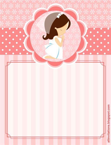 descargar libro de texto danger girl kit imprimible primera comuni 243 n ni 241 a all invitations recuerdos de primera comunion