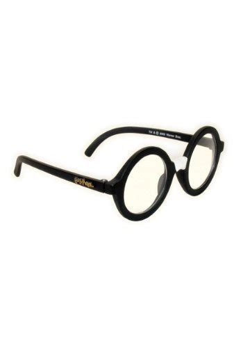 Dress Logo Kacamata harry potter s glasses import it all