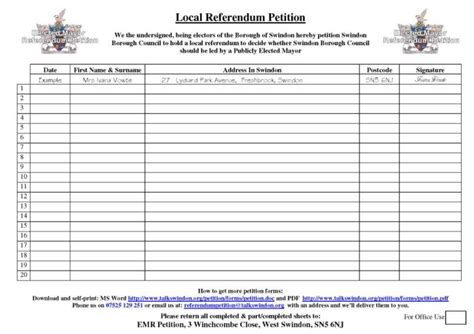 How To Make A Petition On Paper - popular images paper petition generator