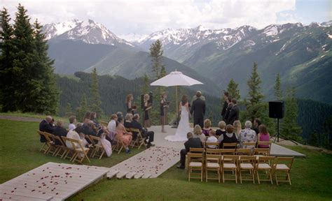 beautiful wedding venues in colorado aspen wedding planner nell sweetly paired