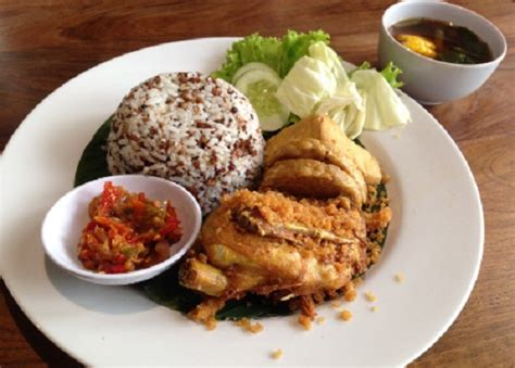 cara membuat nasi bakar tutug oncom makanan tradisional khas bandung jasa website bandung