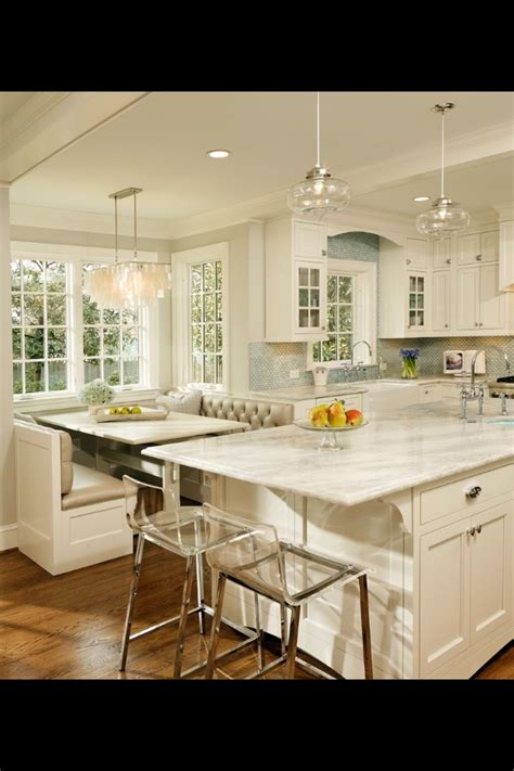 breakfast nook kitchen and dining room ideas
