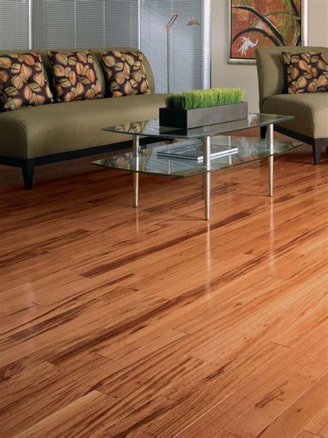 tiger wood floor hardwood flooring  metro  paul anater