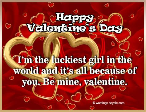 valentines day for husband valentines day messages for husband wordings and messages