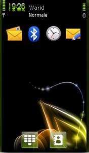 themes gold nokia download nokia gold ahmed nazi nokia theme mobile toones