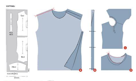 membuat pola baju bagi pemula cara membuat pola baju untuk pemula