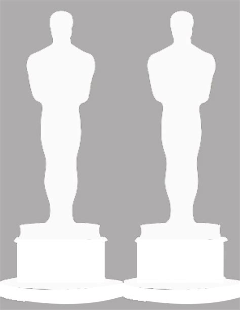 How To Make An Oscar Trophy Out Of Paper - oscar the creative side of things