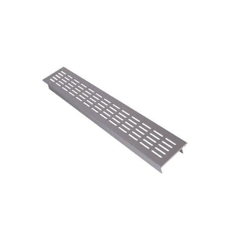 alu gitter leichtmetallgitter aus aluminim l 480 mm x b 80 mm in