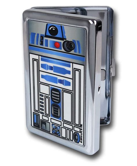 R2d2 Business Card Holder wars r2 d2 business card holder