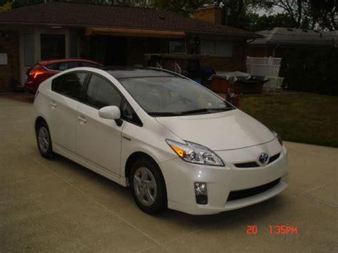 2010 Toyota Prius V Sell Used 2010 Toyota Prius V In Va United States