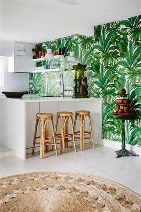miami inspired tropical decor ideas ohoh