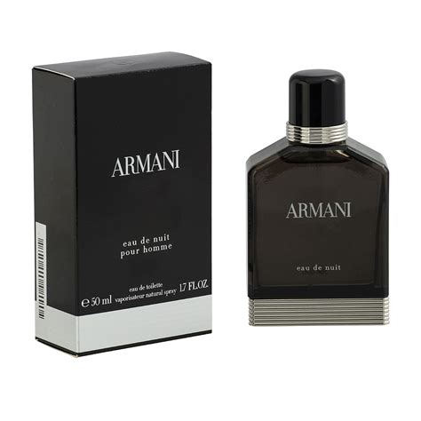 Parfum Original Pria Armani Eau De Nuit 50 Ml Parfume Minyak Wangi Or giorgio armani eau de nuit eau de toilette 50ml
