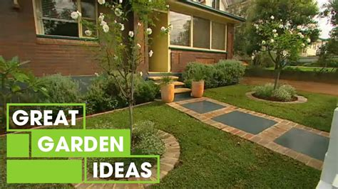 front garden ideas on a budget budget front yard makeover gardening great home ideas