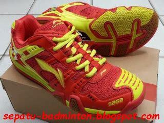 Sepatu Badminton Li Ning Original sepatu badminton li ning saga pro original toko sepatu badminton murah