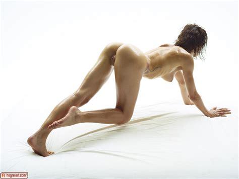 Rose From Hegre Art Posing In Studio Nudes Erotic Beauties
