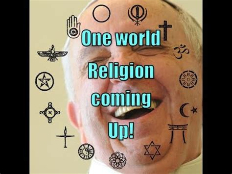 libro one world six religions one world religion coming right up youtube
