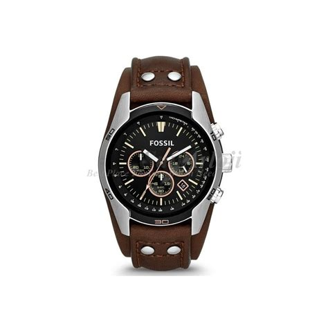 Jam Tangan Chronograph Otomatis jam tangan original fossil coachman chronograph ch2891 fossil