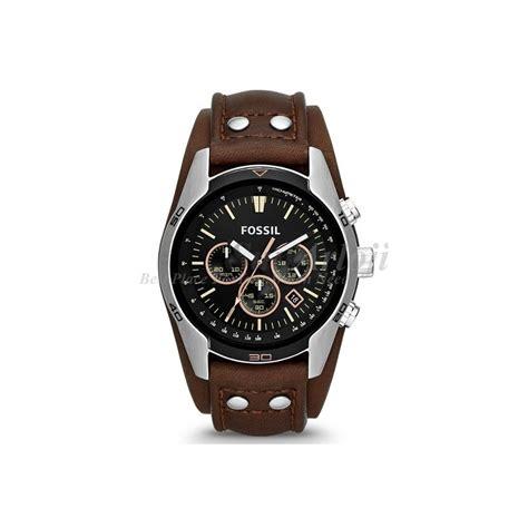 Jam Tangan Pria Fossil Ch2891 Original jam tangan original fossil coachman chronograph ch2891 fossil