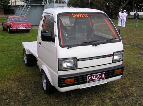 Suzuki Carry Club 1986 Suzuki Every Or Carry Micro Shannons Club