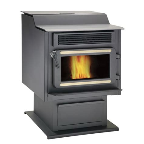 Gas Burning Stoves Fireplaces by Fp 45 Pellet Fuel Burning Stove