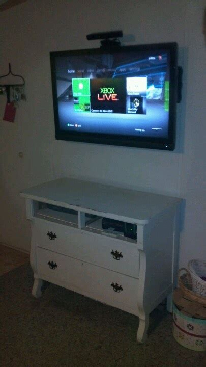 Tv Stand Out Of Dresser by 17 Best Images About Dresser Ideas On A