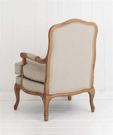 french linen armchair french linen armchair armchairs seating furniture