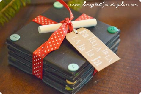 Presents Handmade - budget friendly gift ideas for the budget