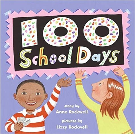 100 days of consistency books 100 days of school books a dab of glue will do
