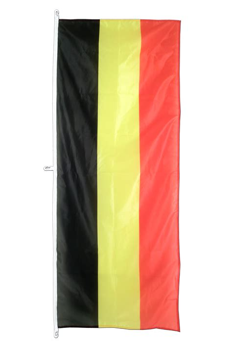 flags of the world vertical belgium vertical hanging flag approx 2 x 6 ft