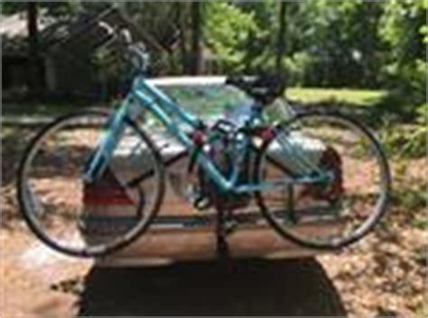 Allen 102s Bike Rack by Allen Sports 102dn Deluxe 2 Bike Trunk Mounted Bike Rack