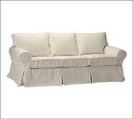 white slipcovered sofa white slipcovered sofa pottery barn white neutrels