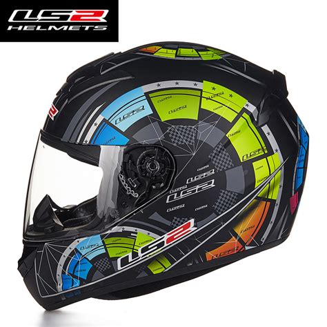 design car helmet new arrival ls2 ff352 motorcycle helmet fashion design