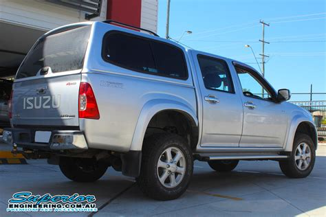 isuzu dmax lifted isuzu dmax dual cab grey 80920 superior customer vehicles